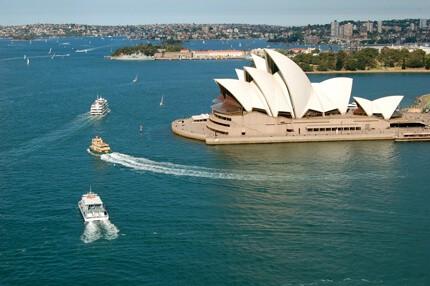 easy travel to Sydney