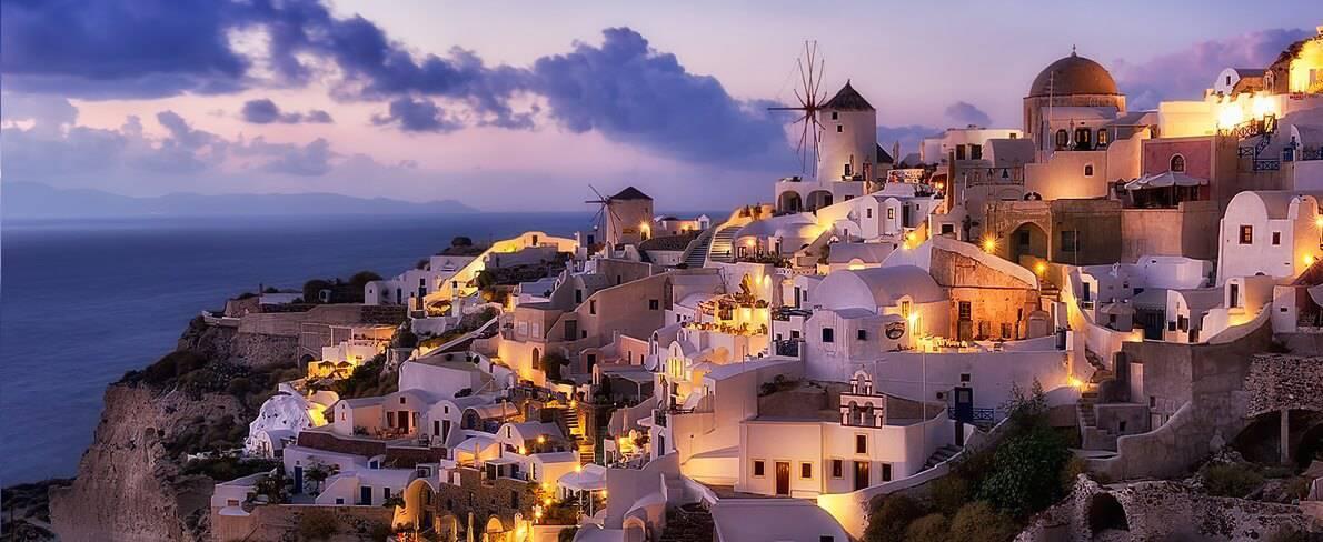santorini vacations