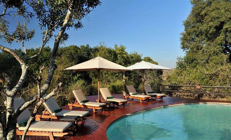 Luxury in the bush