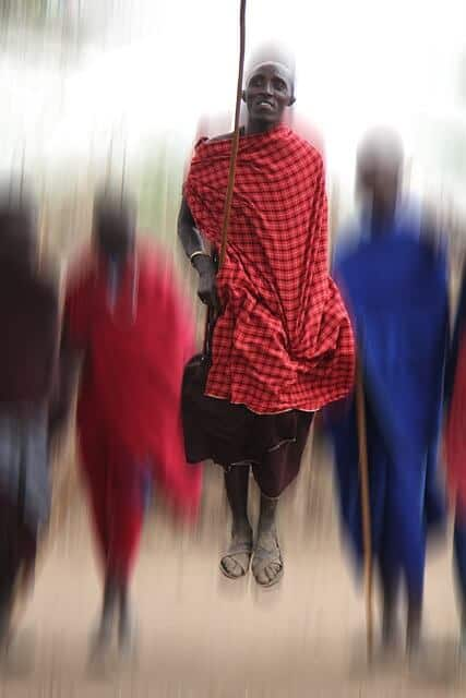 Kenyan tribe