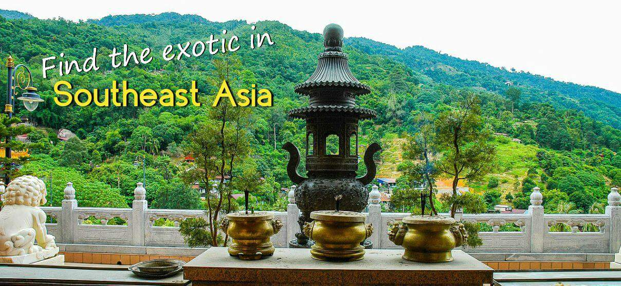 Travel southeast asia