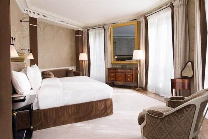 La Reserve Paris Hotel & Spa, Paris, France