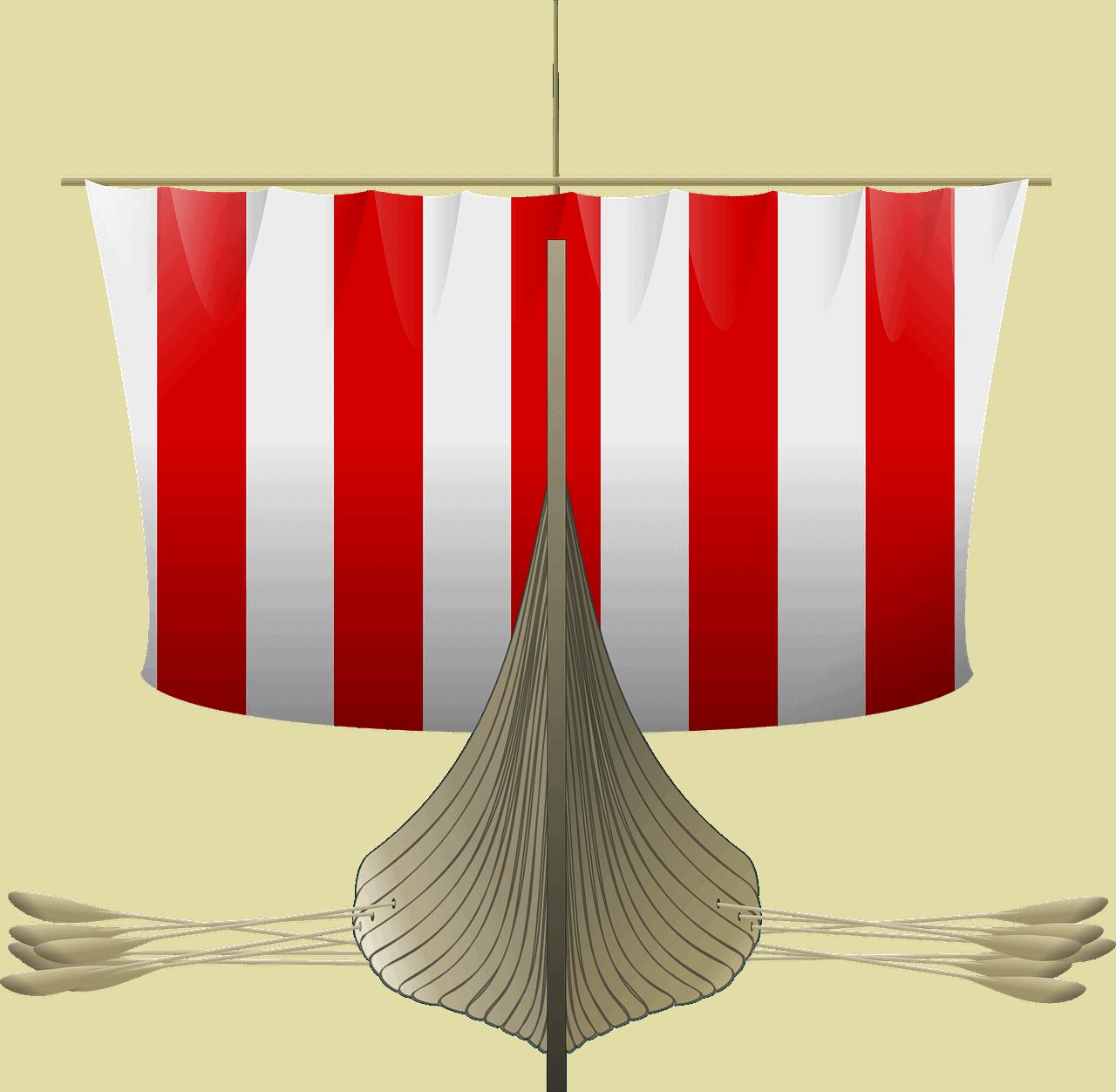Vilking ship