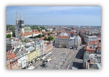 Croatia capital Zagreb
